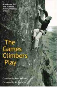 Games Climbers Play