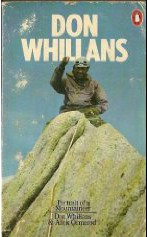 Don Whillans Portraqit of a Mountaineer